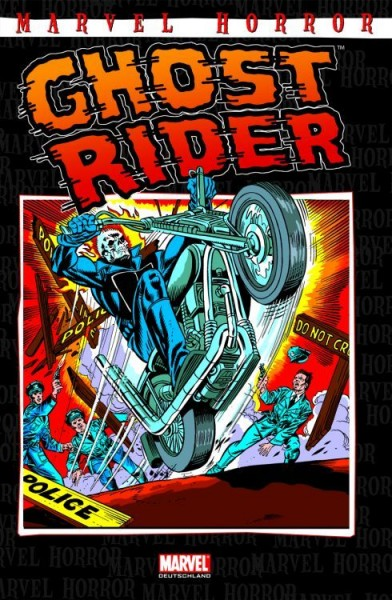 Marvel Horror: Ghost Rider 2