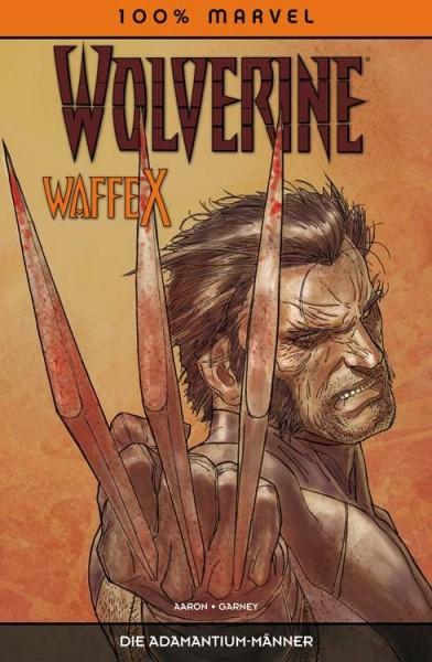 100% Marvel 50: Wolverine - Waffe X