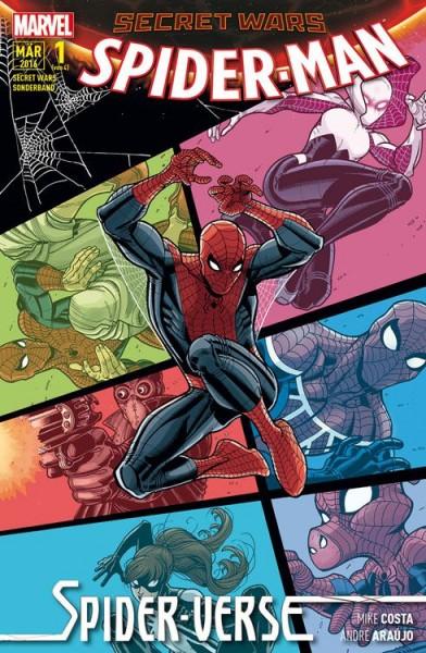 Secret Wars Sonderband 1: Spider-Man
