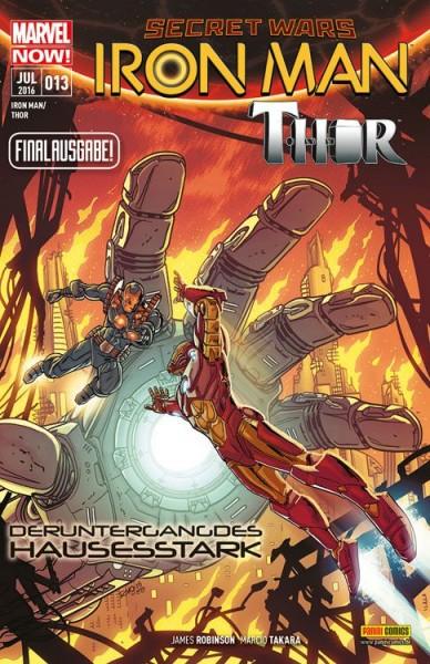 Iron Man/Thor 13