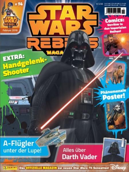 Star Wars - Rebels - Magazin 14