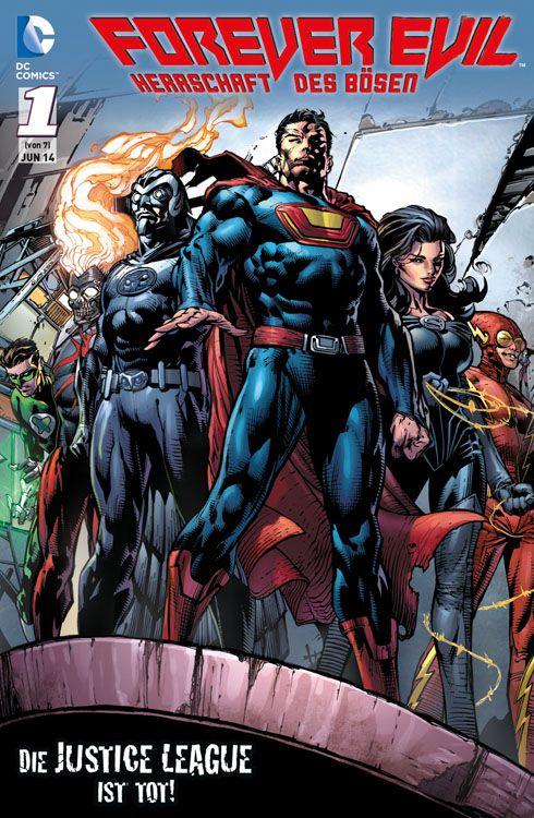 Forever Evil 1 Variant B - Comic...