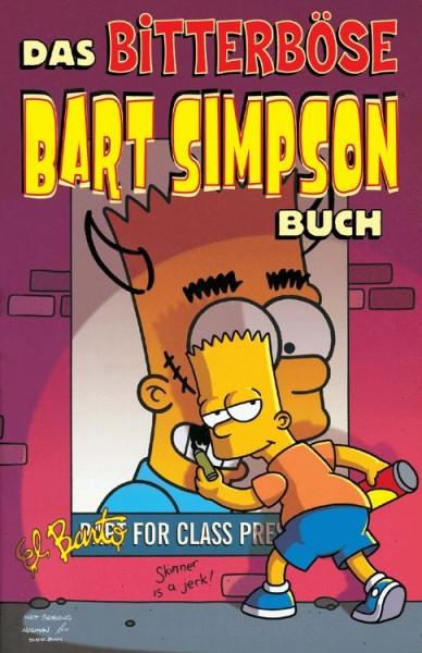 Bart Simpson Sonderband 2: Das bitterböse Bart Simpson Buch