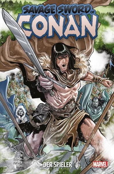Savage Sword of Conan 2