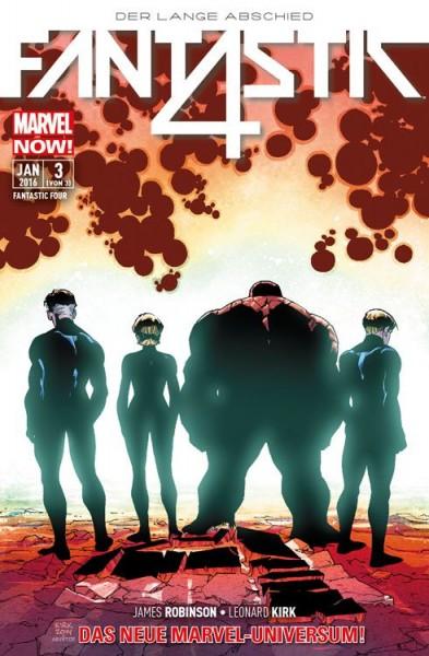 Fantastic Four - Der lange Abschied 3