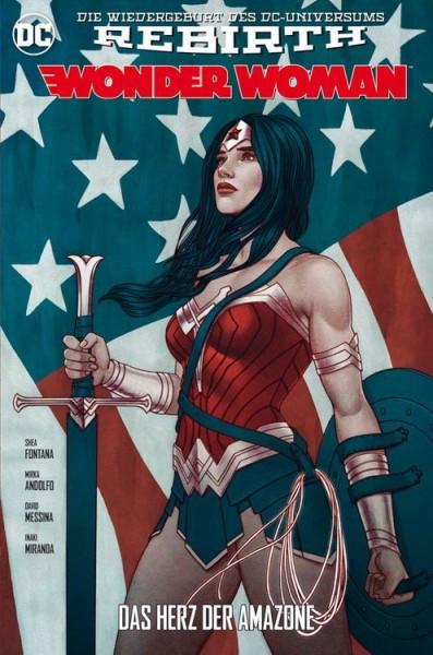 Wonder Woman 4 - Das Herz der Amazone