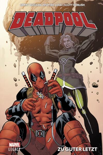 Marvel Legacy: Deadpool 2 - Zu guter Letzt Hardcover