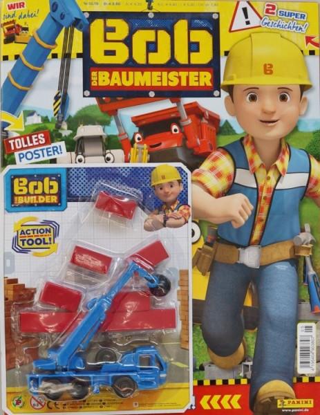 Bob der Baumeister Magazin 05/19