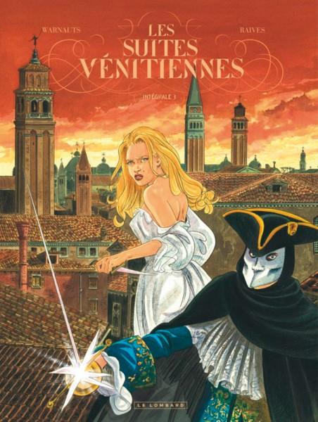 Venezianische Affären 3 Cover