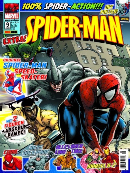 Spider-Man Magazin 9