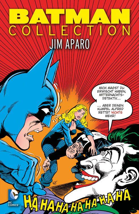 Batman Collection: Jim Aparo 4