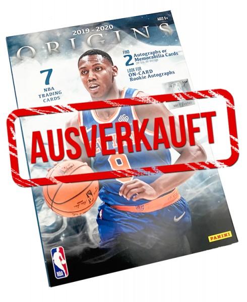 NBA Origins 2019-20 Trading Cards - Hobbybox - ausverkauft