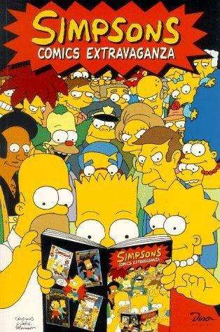 Simpsons Sonderband 1: Extravaganza