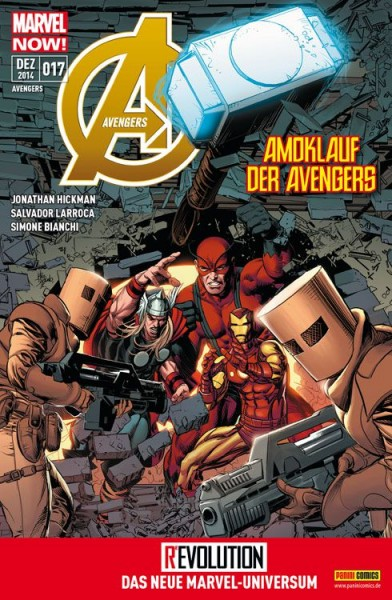Avengers 17 (2013)