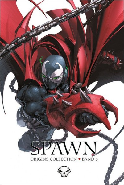 Spawn Origins Collection 5 Cover