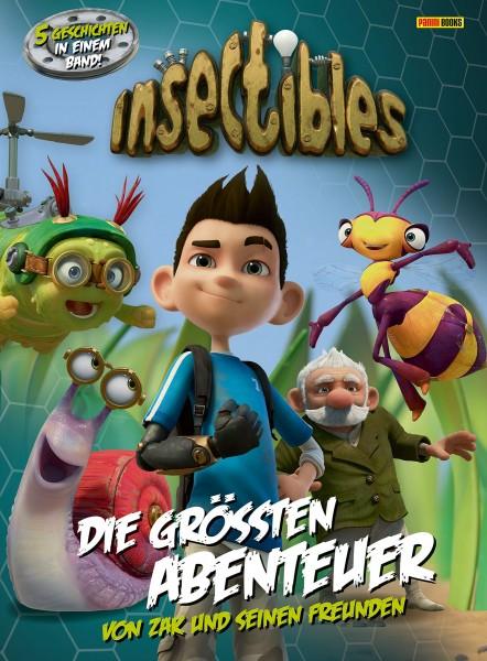 Insectibles - Die grössten Abenteuer von Zak und seinen Freunde