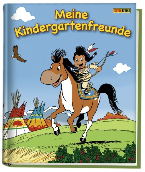 Indianer - Kindergartenfreunde