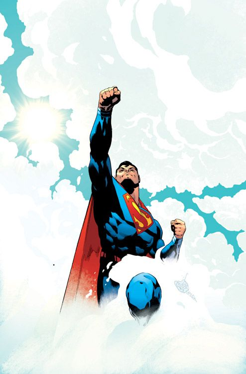 Superman Sonderband 1 Variant