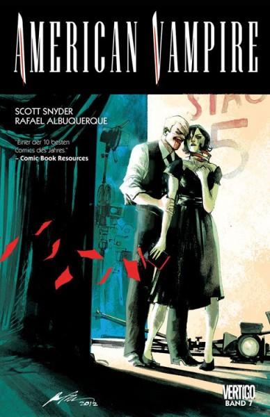 American Vampire 7: Die schwarze Liste