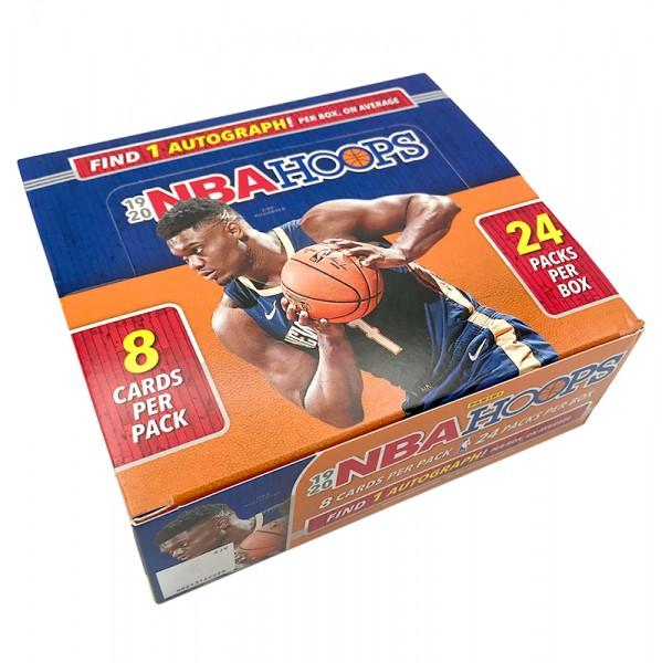 NBA 2019/20 Hoops Basketball Trading Cards - Retailbox
