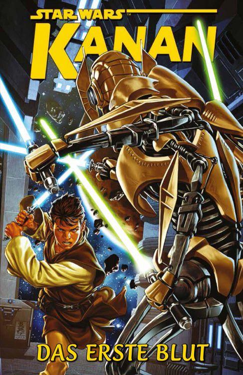 Star Wars Sonderband 92: Kanan - Das...