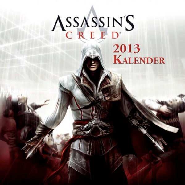 Assassin's Creed - Wandkalender (2013)