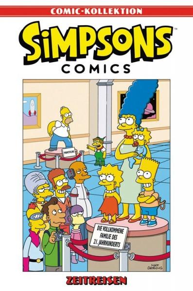 Simpsons Comic-Kollektion 28: Zeitreisen