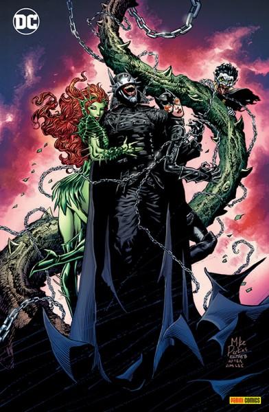 Der Batman, der lacht Sonderband 1 Variant Cover