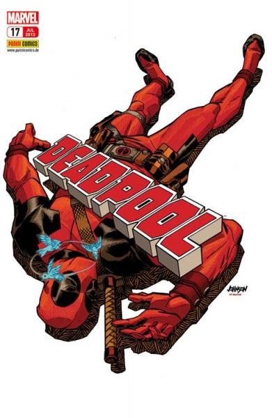 Deadpool 17 (2011)