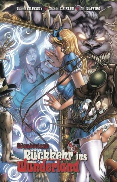 Wonderland 1: Rückkehr ins Wunderland Variant
