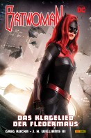 Batwoman: Das Klagelied der Fledermaus Cover