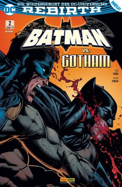 Batman 2 - Batman vs. Gotham