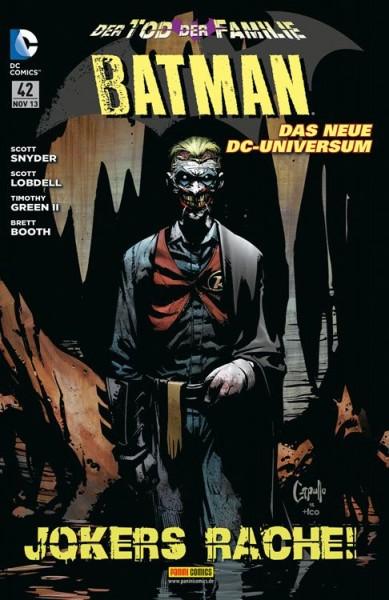 Batman Sonderband 42: Der Tod der Familie - Jokers Rache!