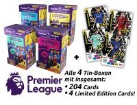 Panini Premier League Adrenalyn XL 2020/21 Kollektion – Tin-Bundle