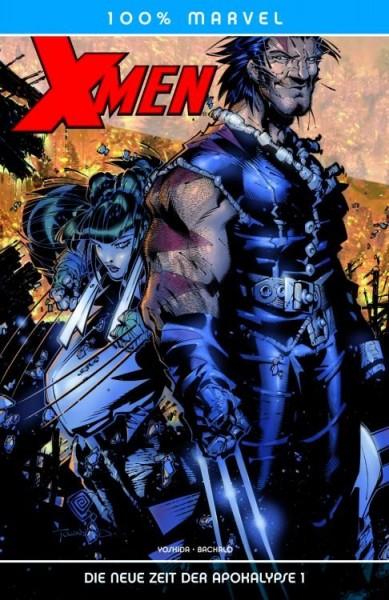 100% Marvel 18: X-Men - Die neue Zeit der Apokalypse 1