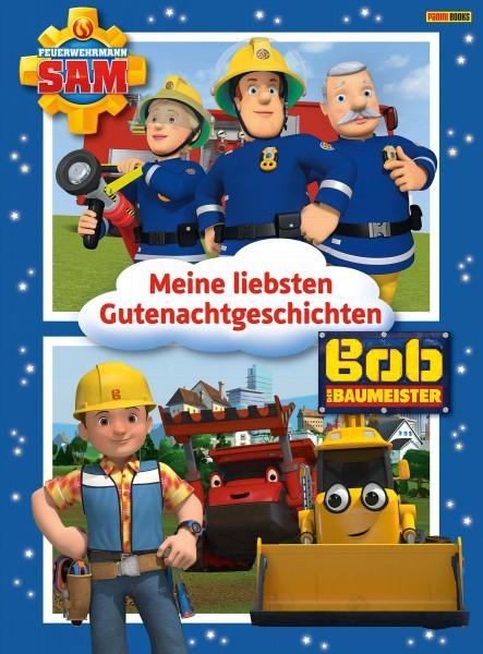 Bob & Feuerwehrmann Sam - Meine liebsten Gutenachtgeschichten