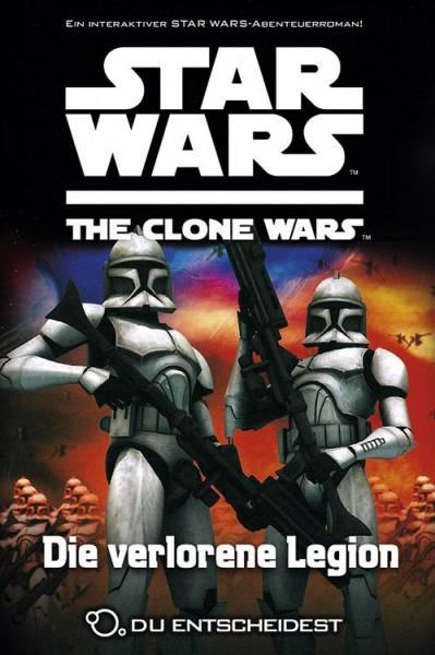 Star Wars: The Clone Wars - Du entscheidest 5: Die verlorene Legion