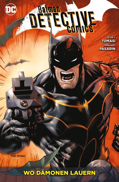 Batman: Detective Comics 9: Wo...