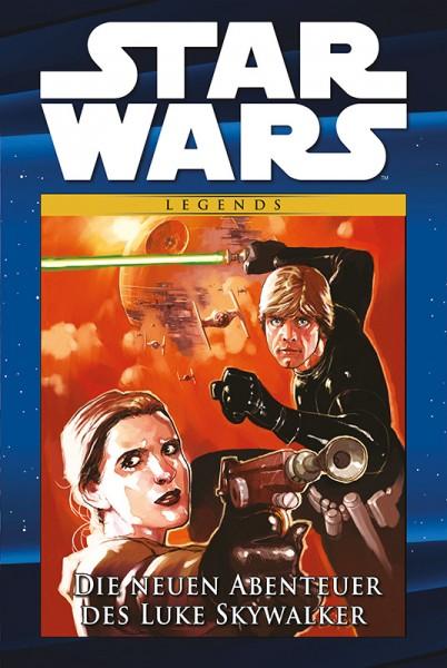 Star Wars Comic-Kollektion 110 Die neuen Abenteuer des Luke Skywalker Cover