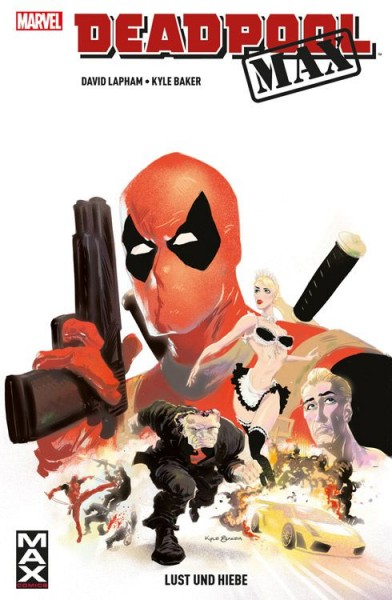 Deadpool Max 1: List und Hiebe