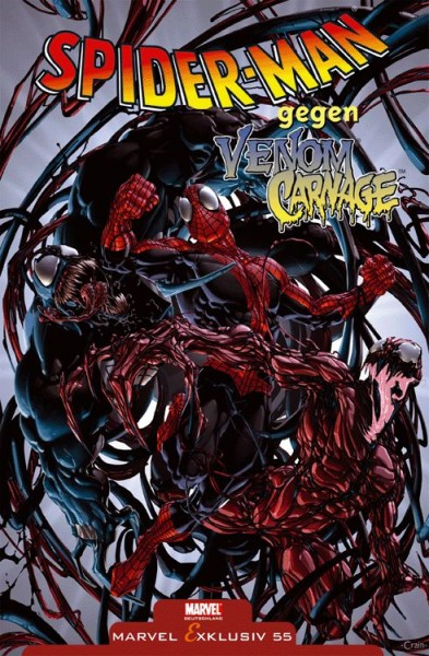 Marvel Exklusiv 55: Spider-Man vs. Venom und Carnage