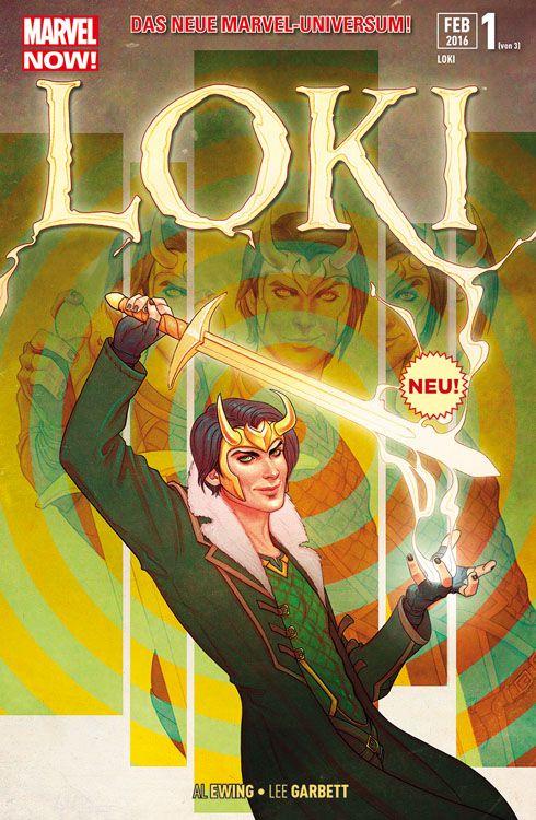 Loki 1: Liebesgrüsse aus Asgard