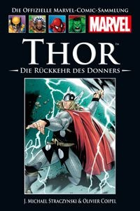 Hachette Marvel Collection 4: Thor - Die Rückkehr des Donners