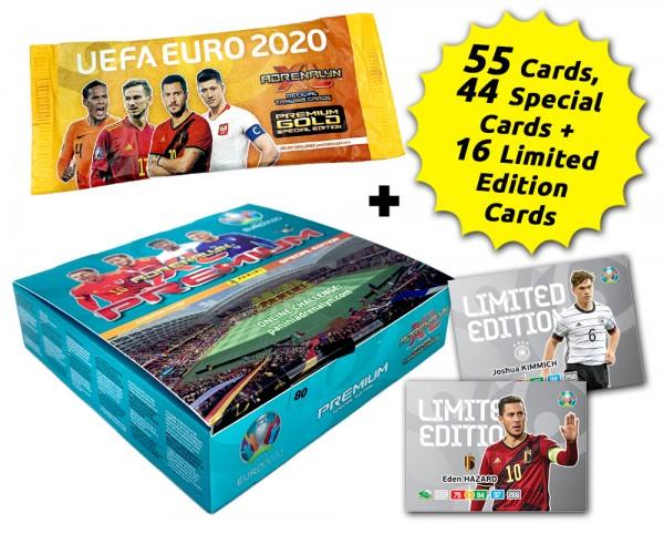 UEFA Euro 2020 Adrenalyn XL Premium Bundle