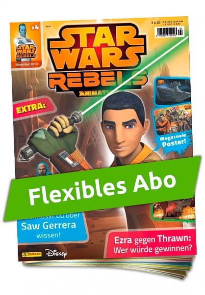Flexibles Abo - Star Wars: Resistance