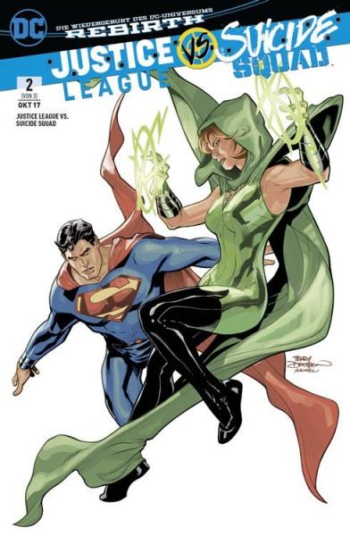 Justice League vs. Suicide Squad 2 Variant