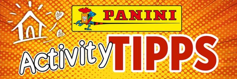 Panini Activity Tipps – Mitmachspaß