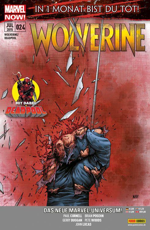 Wolverine/Deadpool 24