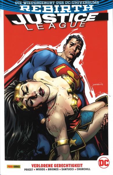 Justice League Paperback 6
