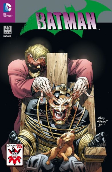 Batman 43 (2012) Joker Variant